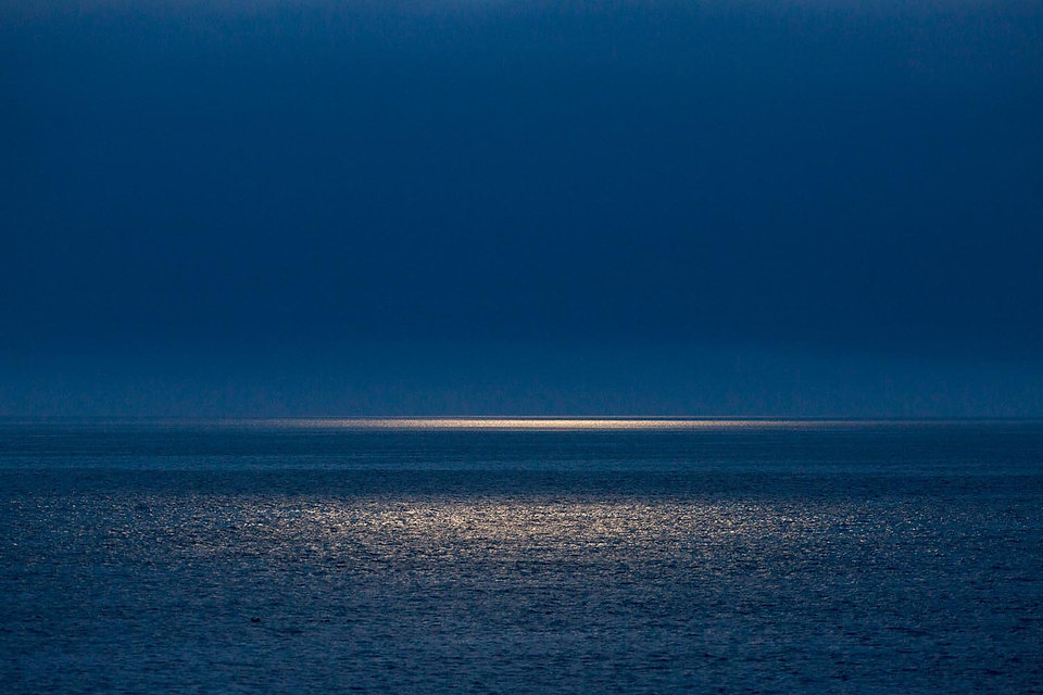 Maanlicht - Mousa Sound, Shetland I Sijmen Hendriks