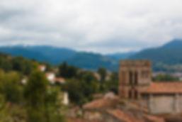 Frankrijk - Saint-Lizier - Lucienne Booman