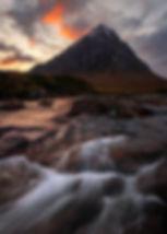 Buachaille Etive Mor - Reisblog Gelncoe (Schotland) - Jos Pannekoek