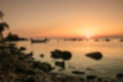 Landschapsfotografie - Zonsopkomst aan de kust van Zakinthos - Marielle de Valk