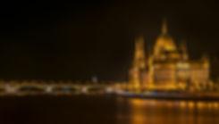 Stadsfotografie - Parlementsgebouw in Budapest - Marielle de Valk