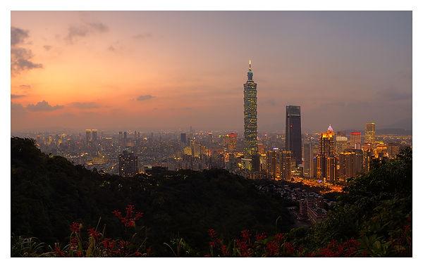 Taipei City. Jos Pannekoek