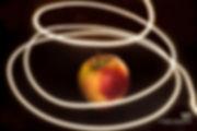 Creatief met licht en appel - Nelleke Wallenburg