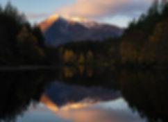 Lochan Glencoe - Reisblog Gelncoe (Schotland) - Jos Pannekoek
