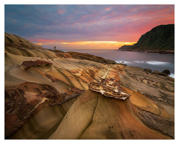 Nanya Rocks - Taiwan. Jos Pannekoek