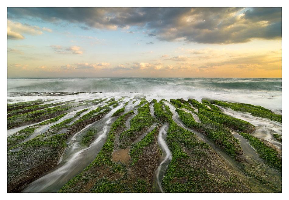 Laomei Reef - Taiwan. Jos Pannekoek