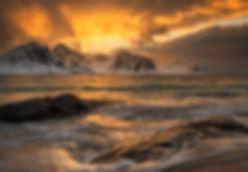 Haukland Beach - Jos Pannekoek