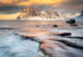 Uttakleiv Beach - Jos Pannekoek