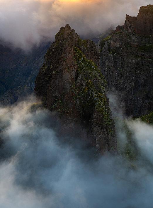 Pico de Arieiro - Jos Pannekoek