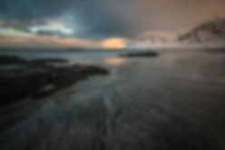 Skagsanden - zandstructuren - Jos Pannekoek