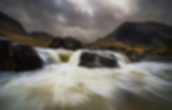 River Etive - Reisblog Gelncoe (Schotland) - Jos Pannekoek