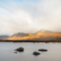 Ranch Moor - Reisblog Gelncoe (Schotland) - Jos Pannekoek