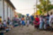 Straatfotografie Mozambique - Marielle de Valk