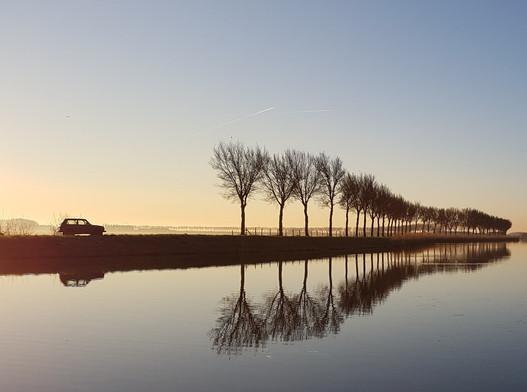 Het Noordhollands Kanaal - februari 2019