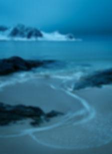 Strand van Haukland - Jos Pannekoek
