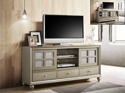 B4390-7 Lila T.V. stand by Crown Mark Furniture