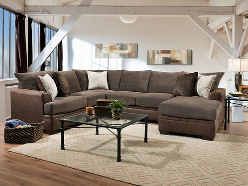 6800 Akan L-Sectional
