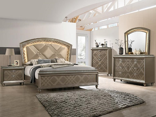 Cristal Bedroom B7800