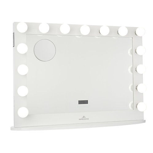 HOLLYWOOD ICONIC PREMIERE PRO VANITY MIRROR WITH BLUETOOTH SPEAKERS in Laredo,TX