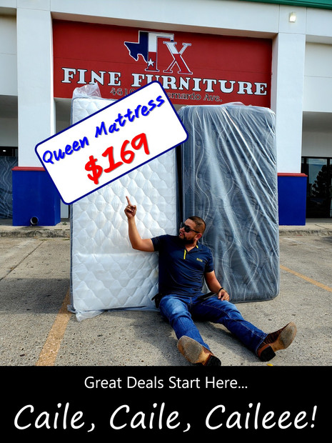 Queen Size Mattress Only Starting from $169