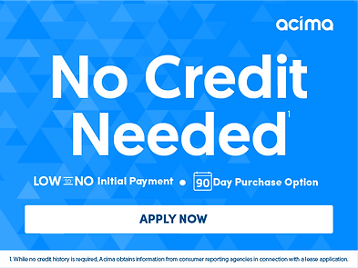 No Credit Needed Payment Options