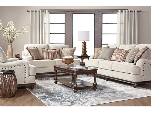 Serta Upholstery 17200 Cycle Hay Sofa and Love seat