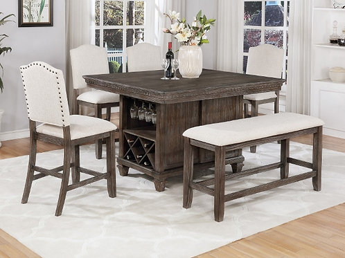 2772 5pc Dining Set by Crown Mark