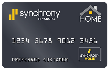 Synchrony Finance Home Credit Card