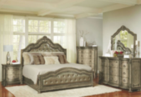 King Size Bedroom Set