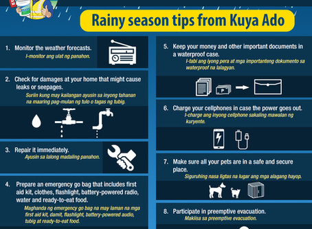 Sealed And Protected – How to Prepare Your Home for the Rainy Season