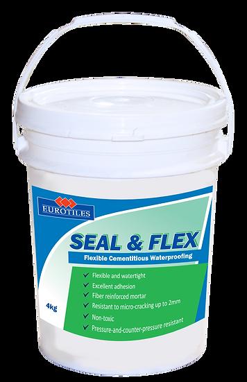 Eurotiles Seal & Flex Flexible Cementitious Waterproofing