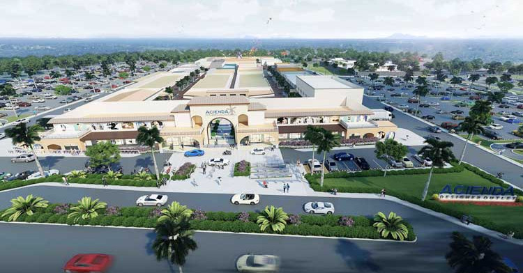 Acienda Outlet Mall, Silang, Cavite