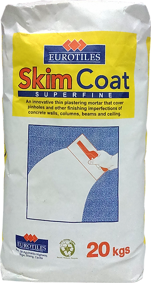 Eurotiles SkimCoat Superfine White