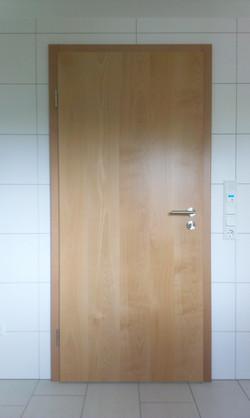 Zimmertüre, Buche massiv