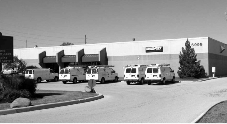 6999 - 7029 Huntley Road & 6969 Worthington Galena Road (Worthington Industrial Park), Worthington, Ohio