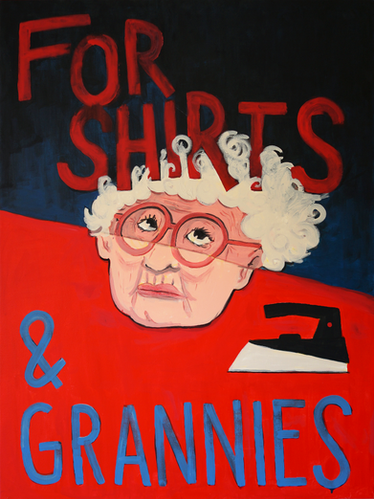 For Shirts & Grannies