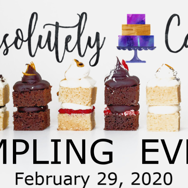SOLD OUT - Absolutely Cake - Sampling Event