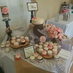 #absolutelycake #burlapandlace #laceandpearls #weddingcake #bridalshower #panamacityweddings #panama