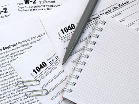 4 Important Changes on Your 2020 Tax Return