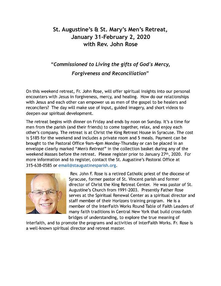 St. Augustine's 2020Jan31-Feb2 Men's Ret