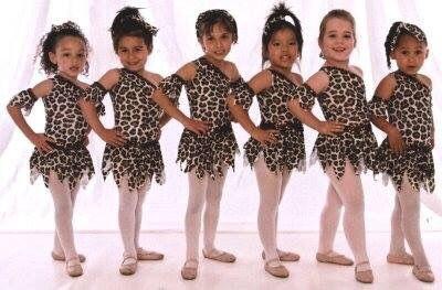 Ballet/Persian 3-5yrs Tue. 1:30-2:15PM