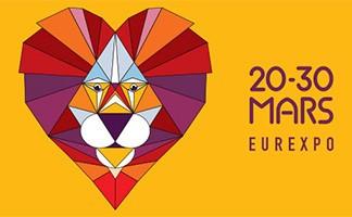 Rendez-vous à la Foire de Lyon du 20 au 22 mars 2020 !