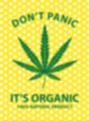 banner-for-organic-marijuana-with-cannab
