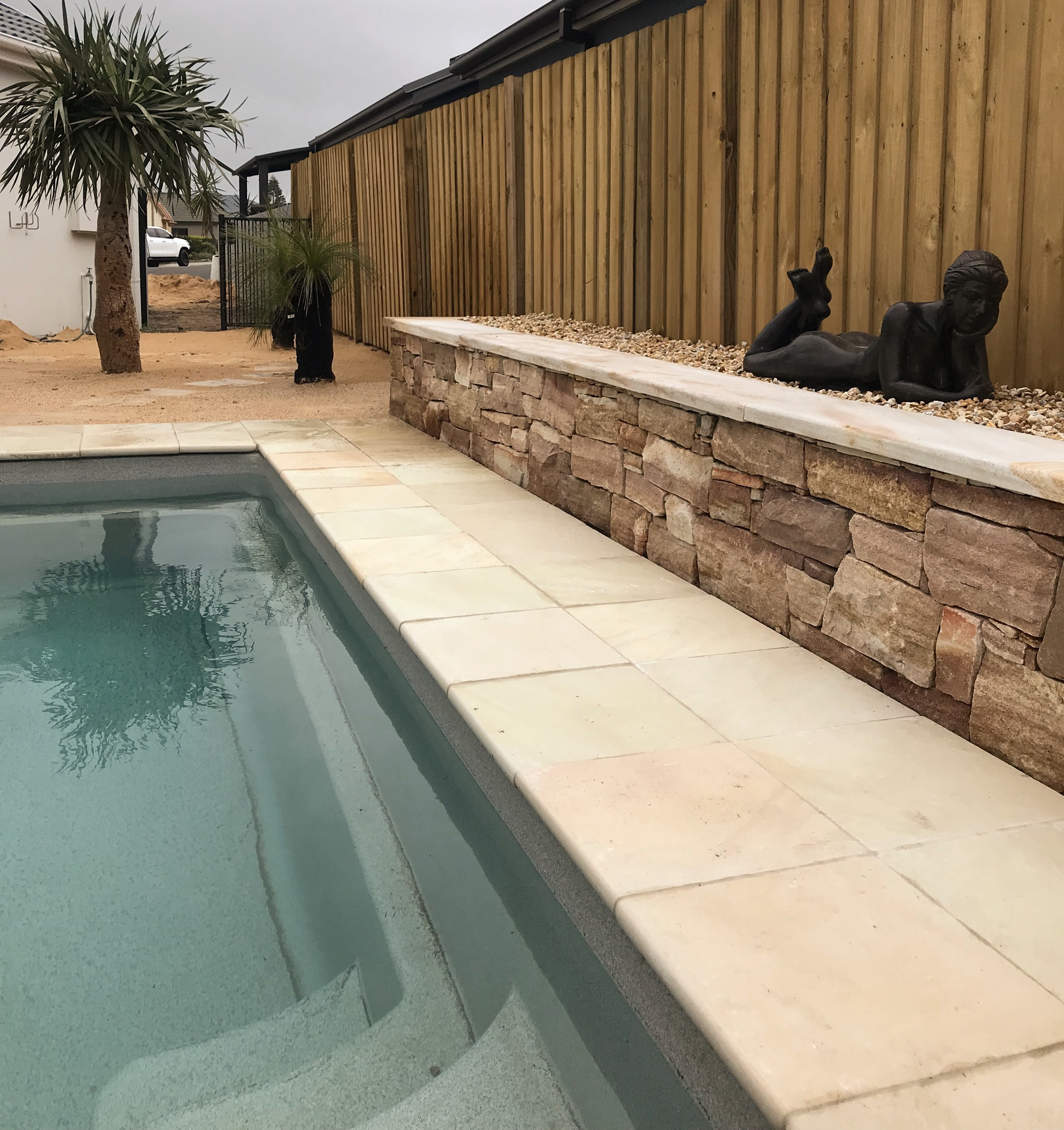 YAMBA POOL SURROUND
