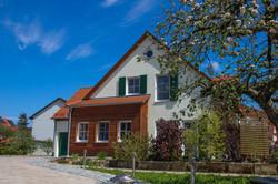 Fränkisches Einfamilienhaus