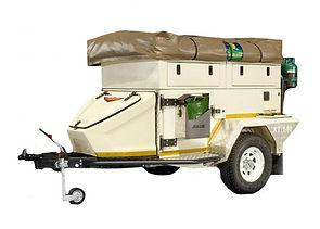 Off Road Jurgens Safari XT140 EXT