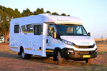 Iveco Discoverer DeLuxe