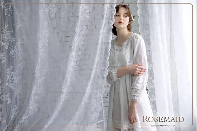 羅絲美是遍及中國與台灣市場的高級內睡衣知名品牌