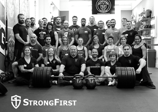 15th StrongFirst barbell Certification