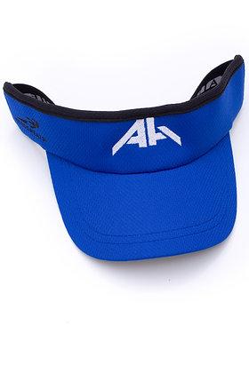 AH Blue Headsweats Visor